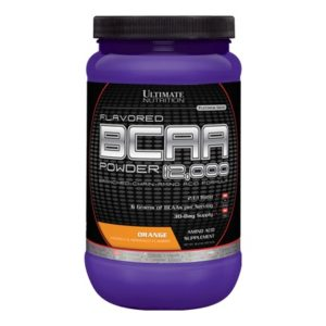 Ultimate Nutrition BCAA Powder, 1 lb