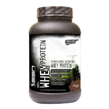 SSN 100% Whey Protein, 2lb