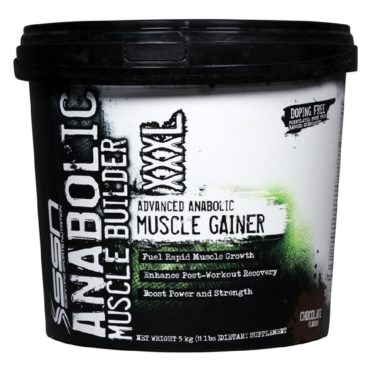 SSN Anabolic Muscle Builder XXXL, 11 lb