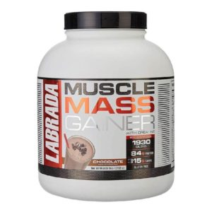 Labrada Muscle Mass Gainer, 6lb