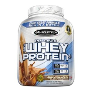 MuscleTech 100% Premium Whey Protein 5Lbs