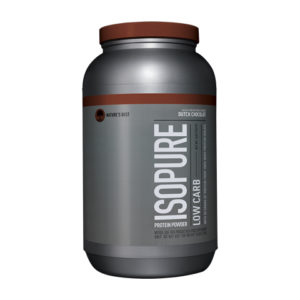 Nature's Best Isopure 3 Lbs