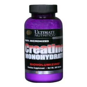 Ultimate Nutrition Creatine Monohydrate, Unflavoured 0.66 lb
