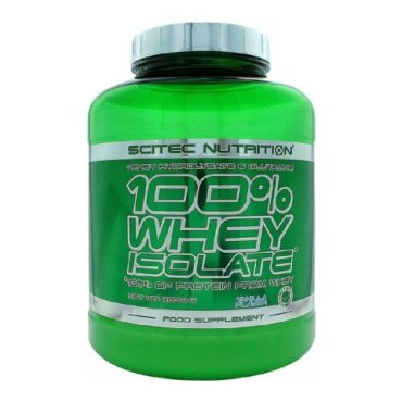 Scitec Nutrition 100% Whey Isolate, 4.4 lb