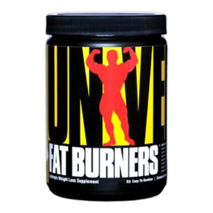 Universal Nutrition Fat Burner Unflavoured 100 tablets (Expires Sept 2018)