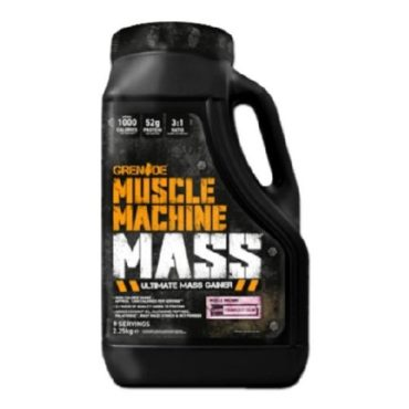 Grenade Muscle Machine Mass, 5 lb