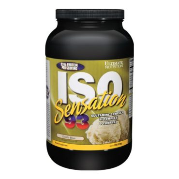 Ultimate Nutrition ISO Sensation 93, 2 lb