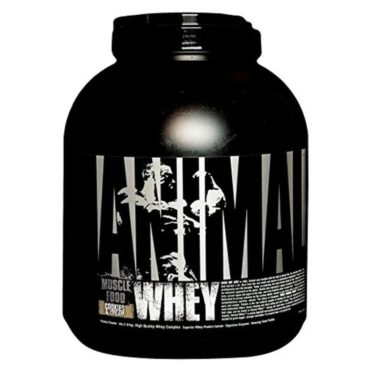 Universal Nutrition Animal Whey Protein, 4lb
