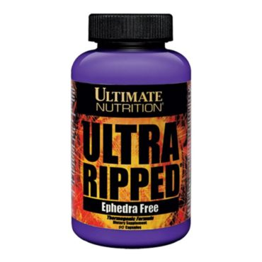Ultimate Nutrition Ultra Ripped Capsules