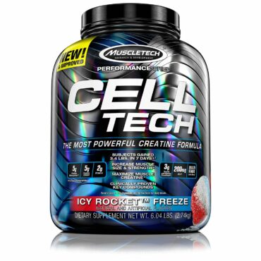 Muscletech Celltech Performance Series 6lbs