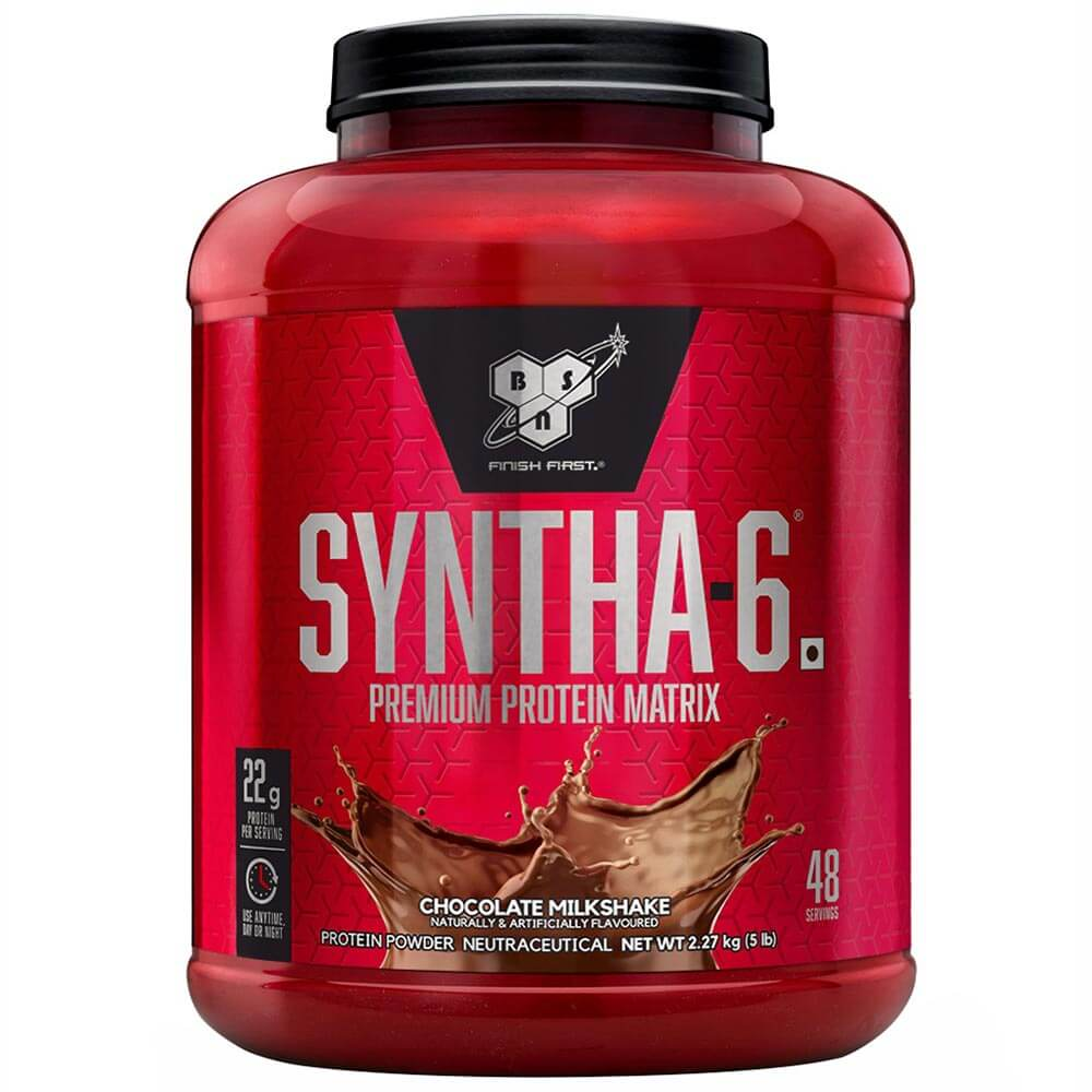 BSN - Syntha 6 5lb chocolate Milkshake