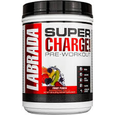 Labrada Super Charge Pre Work Out