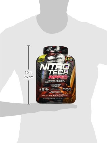 Muscle Tech Nitrotech Ripped - 4lb (1.81kg.)