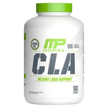 MusclePharm CLA 1000 Mg 180 Capsules