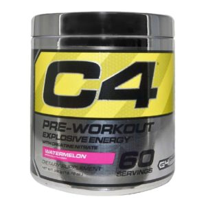 CELLUCOR C4 Pre-Workout 60 Servings