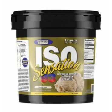 Ultimate Nutrition ISO Sensation 93 5 lbs
