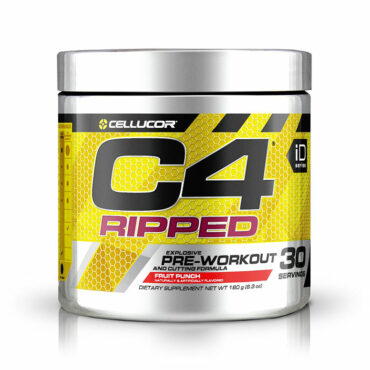 C4 Ripped Preworkout 30 Servings