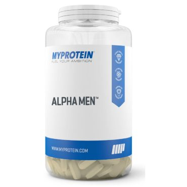 MyProtein Alpha Men, Unflavoured 120 Tablet