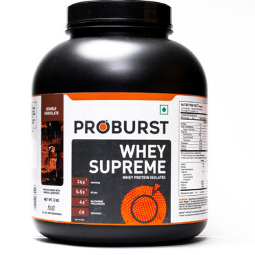 Proburst Whey Supreme – 2kg double chocolate