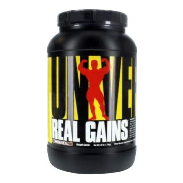 Universal Nutrition Real Gains - 3.8 lb