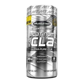 MuscleTech Essential Platinum CLA 800mg 90 Caps