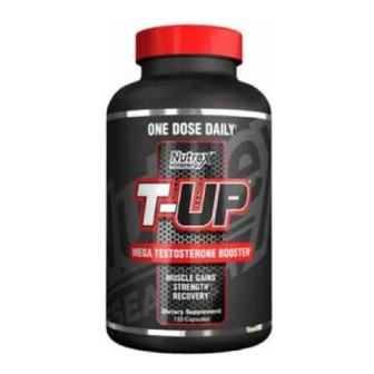 Nutrex T-UP, 120 capsules Unflavoured