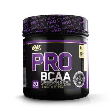 Optimum Nutrition Pro BCAA – 20 Servings / 310gm (Unflavoured)