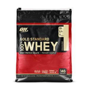 ON (Optimum Nutrition) Gold Standard 100% Whey Protein 10 Lb