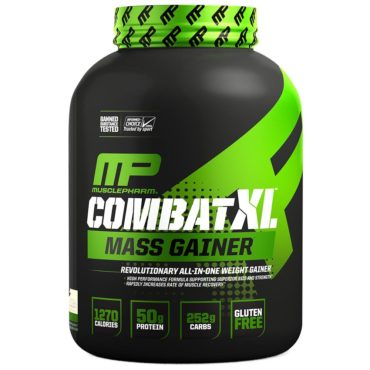 MusclePharm Combat XL Mass Gainer 6 Lb Chocolate