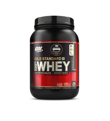 ON Gold Standard Whey Protein 2Lb