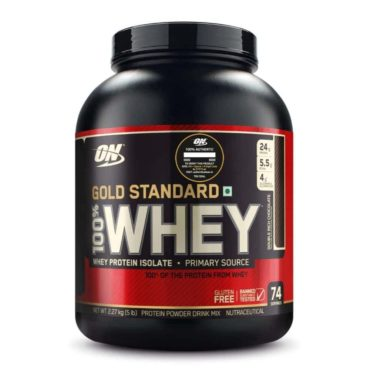 ON Gold Standard Whey Protein 5Lb