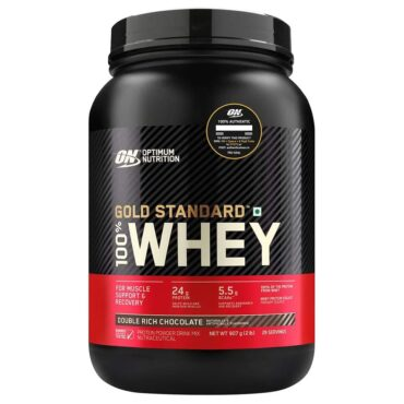 ON (Optimum Nutrition) Gold Standard 100% Whey Protein 2 lbs