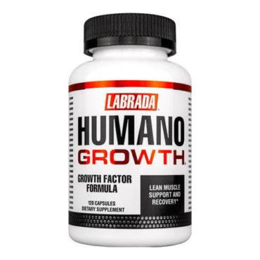 Labrada Humano Growth Factor, 120 capsules Unflavoured