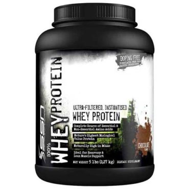 SSN 100% Whey Protein, 5 lb