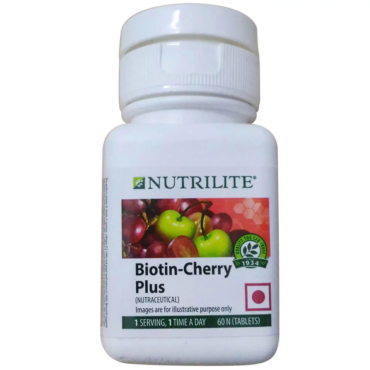 Amway-Nutrilite-Biotin-Cherry-Plus-Unflavoured-60-tablets-3