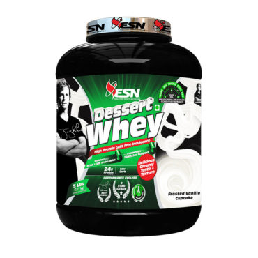 ESN Dessert Whey, 5 lb-Frosted Vanilla