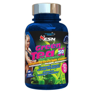 ESN Green Tea Extract, 30 capsules Unflavoured