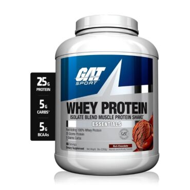 GAT SPORT Whey Protein 5 lb Chocolate