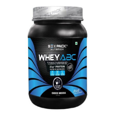 Six Pack Nutrition Whey ABC, 2.2 lb