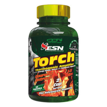 ESN Torch, 60 capsules Unflavoured