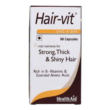 HealthAid Hair-Vit, Unflavoured