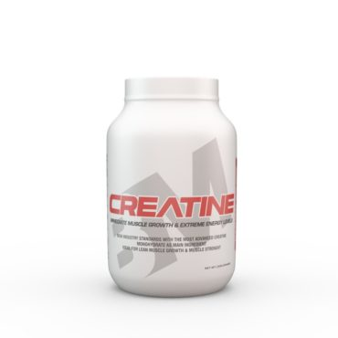 Big Muscles Micronized Creatine, Unflavoured 300 g