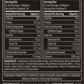 Big-Muscles-Body-Fuel-Hardcore-2.2-lb nutritional facts