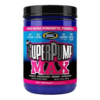 Gaspari Nutrition Super Pump Max 640g