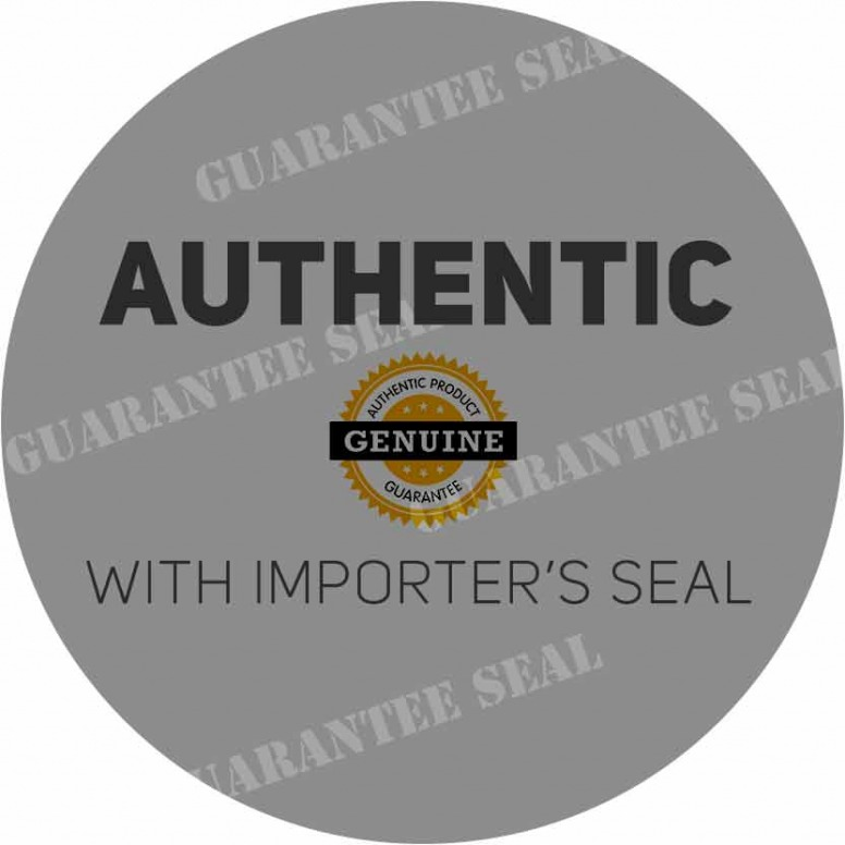Genuine Authentic Product Seal