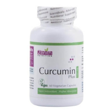 Zenith Nutrition Curcumin Plus (500 mg), 60 capsules