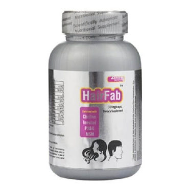 Zenith Nutrition HairFab, Unflavoured 60 capsules