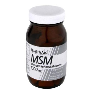HealthAid MSM (1000mg), 90 tablet(s)