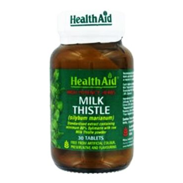HealthAid Milk Thistle Extract, 30 tablet(s)
