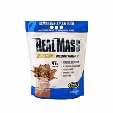 Gaspari Nutrition Real Mass Advanced Weight Gainer 5.4 kg